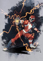 Morphing Time by weremole