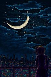 2 AM by ShadowDragonK