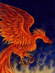I'll Raise You Like a Phoenix by ShadowDragonK