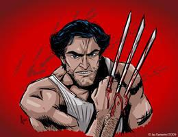 Wolverine Origins by JoeCostantini