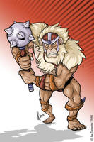 Thundercats Monkian by JoeCostantini