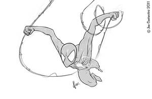 Spidey Pose 12-22-11 by JoeCostantini
