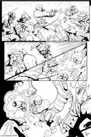 Skullkickers Contest Page 2 by JoeCostantini