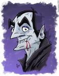 Monster Mash Drac by JoeCostantini