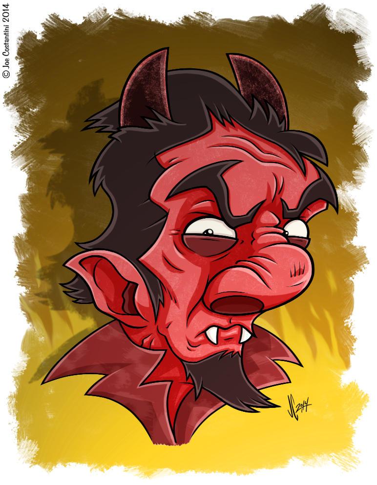 Monster Mash Devilish by JoeCostantini