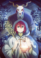The Ancient Magus' Bride by jaokuma