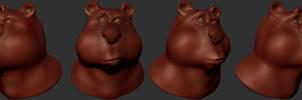 Bear by fabriciocampos