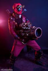 Steampool by shinocosplayer78