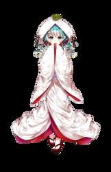 [ #13 ] Hatsune Miku Render by Katori-Sa