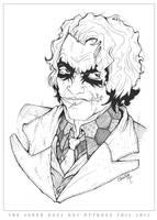 The Joker Doesn't Approve by BramsSTFU