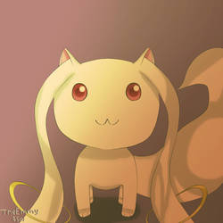 Kyubey~! by TheEmmy4501
