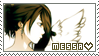 Messa Fan Stamp by MegzieSassypants