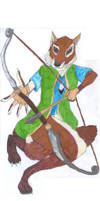 Moondance The Archer by Redwall-Fans