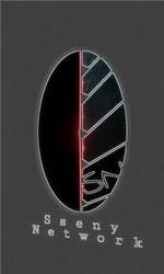 SsenyNetwork Logo neon by SsenyNetwork