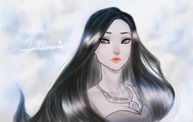 Pocahontas (first version) by XxNekoBoyxX
