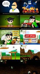 Super Shinta's screenshots by bayubayu