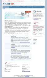 EECCIS 2006 main page by bayubayu