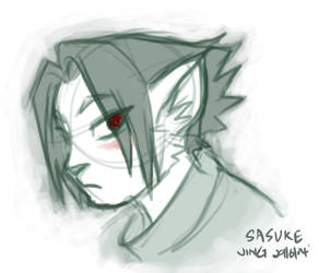 Sasuke Furry by jingster