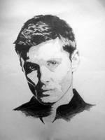 Jensen Ackles by AlexSamuels