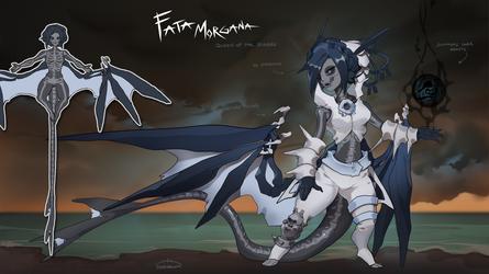 Fata Morgana - auction |CLOSED| by Nemfaret
