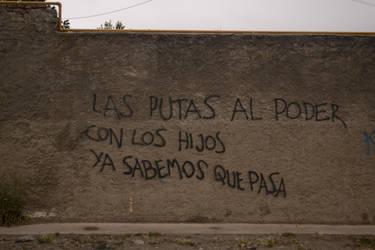 Las p---s al poder... by cynodelic