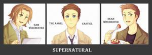 Supernatural by Nihui