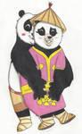 Po and Jinyin by MissEljebel
