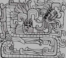 Quetzalcoatl by mmmmdeath