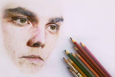 Gerard Way by im-sorry-thx-all-bye