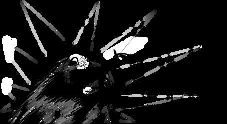 Dramatic chipmunk by ender-wiggin42