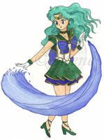 Seramyu - Neptune by mene