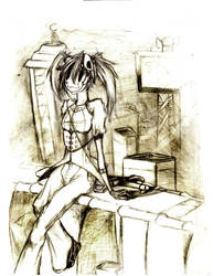 Blaaahhhhhfail sketch by acientwolf90