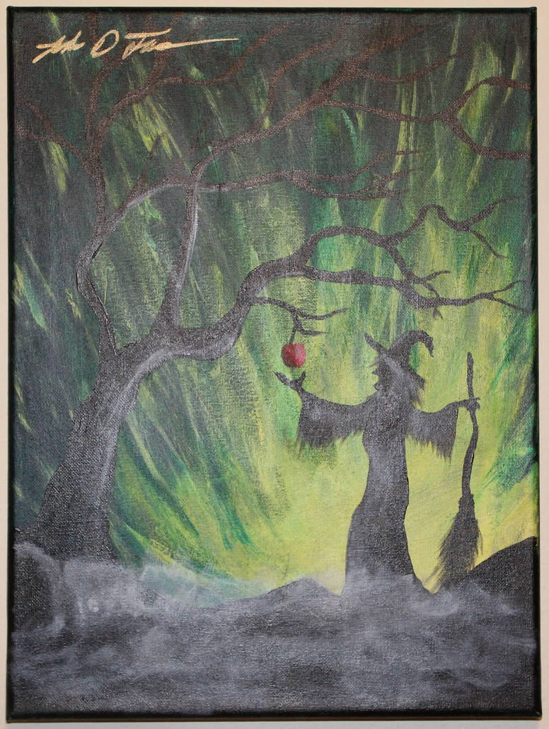 The Last Enchanted Apple by Thedude32