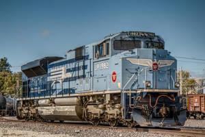 Missouri Pacific Lines Heritage Unit by FabulaPhoto