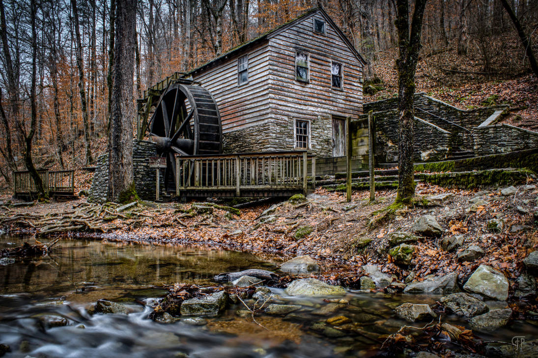 Tennessee Mill by FabulaPhoto