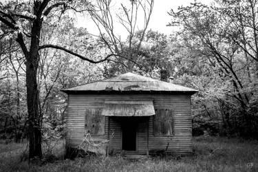 Abandoned Schoolhouse by FabulaPhoto
