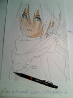 Next: Yato ([ Noragami ]) by Rayckro