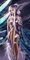 Lightning by Kyatia