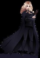 Commission - VendettaPrimus by Kyatia