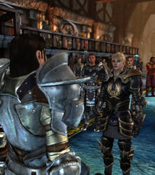 Dragon Age: Origins Screenshots by Saturnyu
