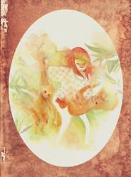Le Reve de l'Orang Outan by MakuHime