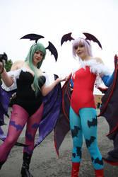 Bat Ladies by xshedevilx