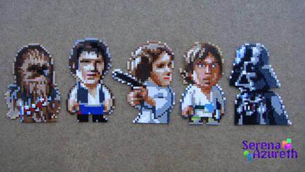 Star Wars Group Bead Sprite by SerenaAzureth