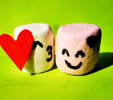 Marshmallow Lovers by smilejustbcuz