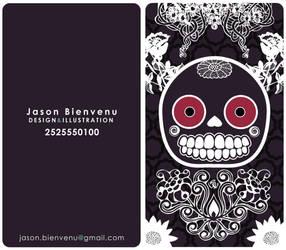 Business Card Mockup by JasonWelcome