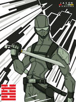 Snake Eyes by JasonWelcome