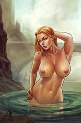 Giantess by kastep