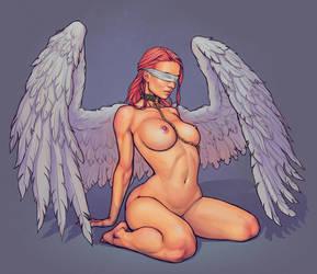 An angel (normal version) by kastep