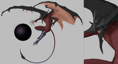 Guardian Force Redesign: Diabolos by DELIRIO88