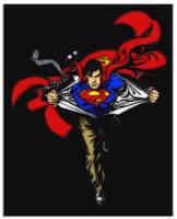 superman by djsatory